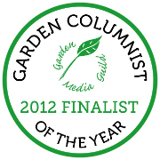 Garden Columnist of the Year - Finalist 2012